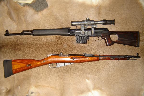 Various firearm pics