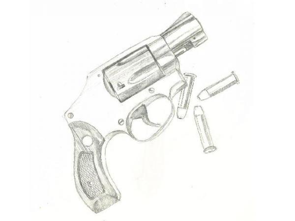Had to draw my gun!
