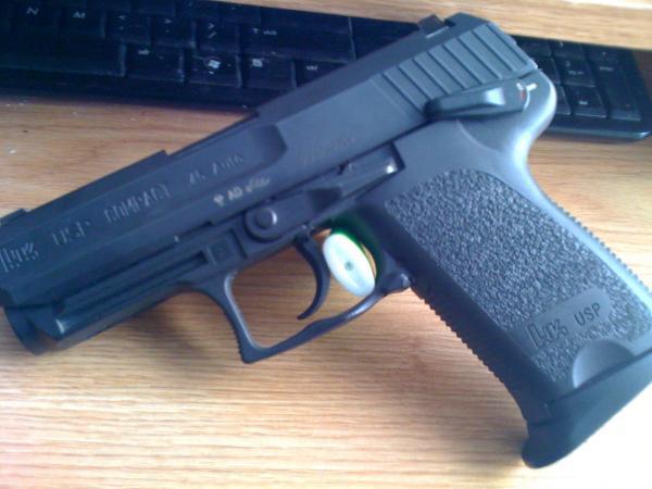Hk usp compact .45