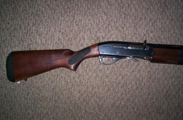 Remington 1100 special