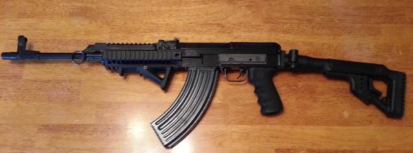 Misc. firearms